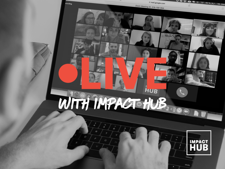Live with Impact Hub: What should we do more of to include transgender entrepreneurs?
